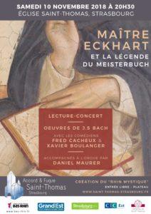 Maître  Eckhart et la légende du Meisterbuch