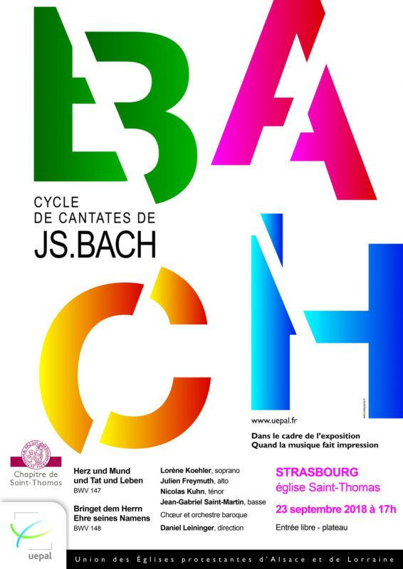 Cycle de cantates de J.S. Bach
