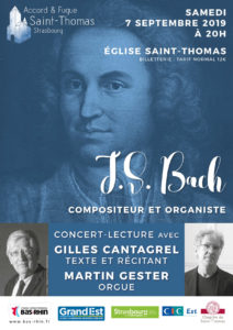 Concert-lecture J.S. Bach