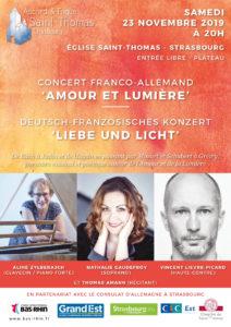 Concert gratuit Strasbourg Amour et Lumière