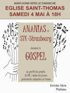 Concert de Gospel Strasbourg