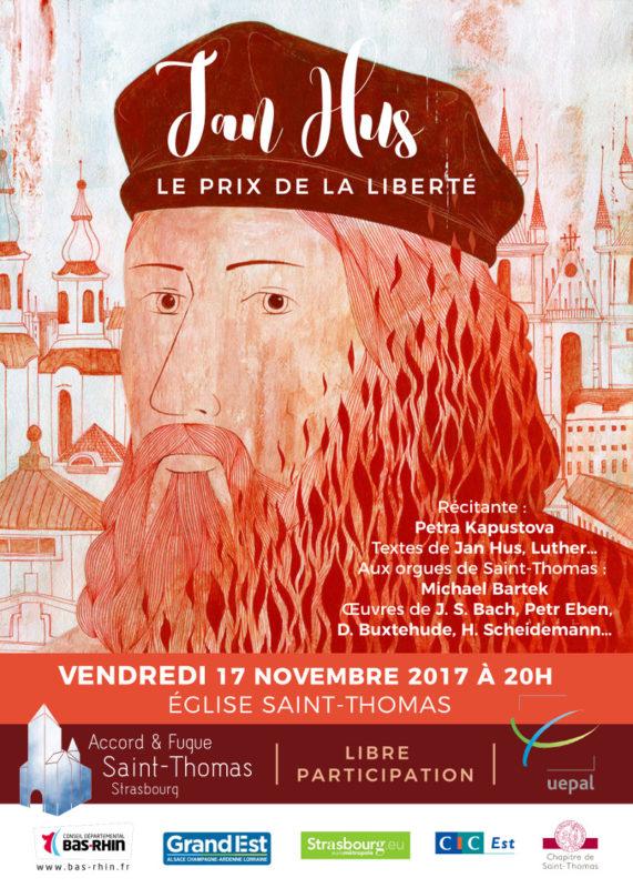 Jan Hus, Le Prix de la Liberté