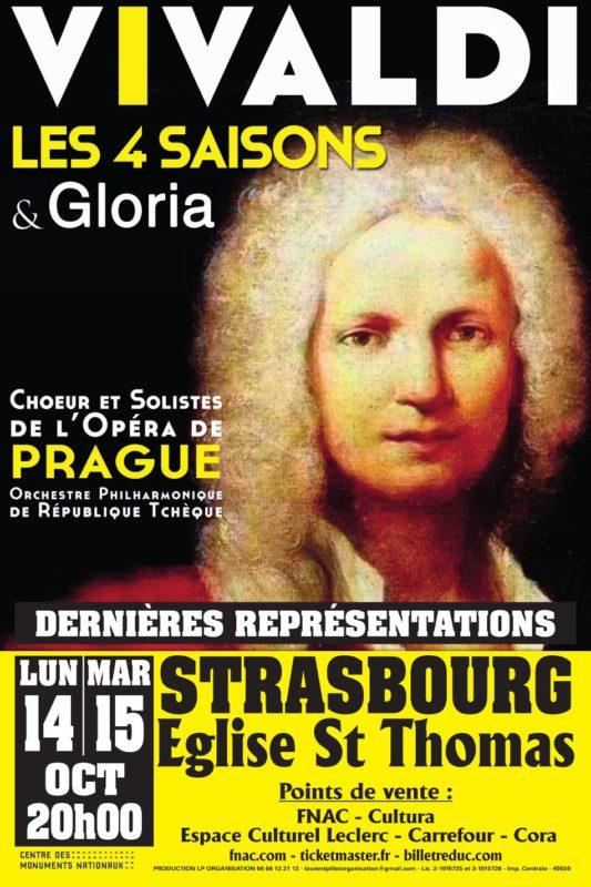 Concert Vivaldi Strasbourg