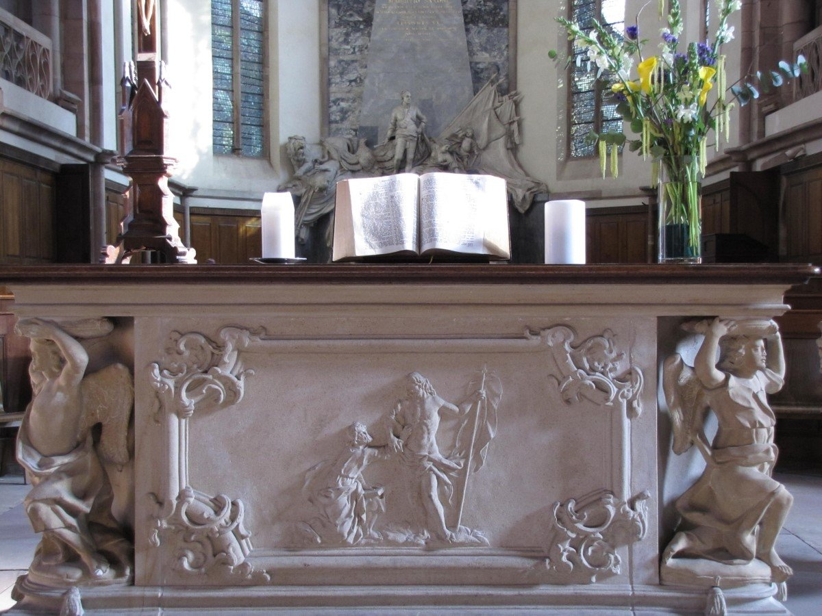 Culte Eglise Saint-Thomas Strasbourg