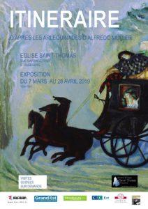 Exposition Saint Thomas Strasbourg