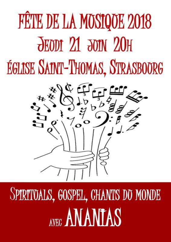 Fête de la Musique Strasbourg