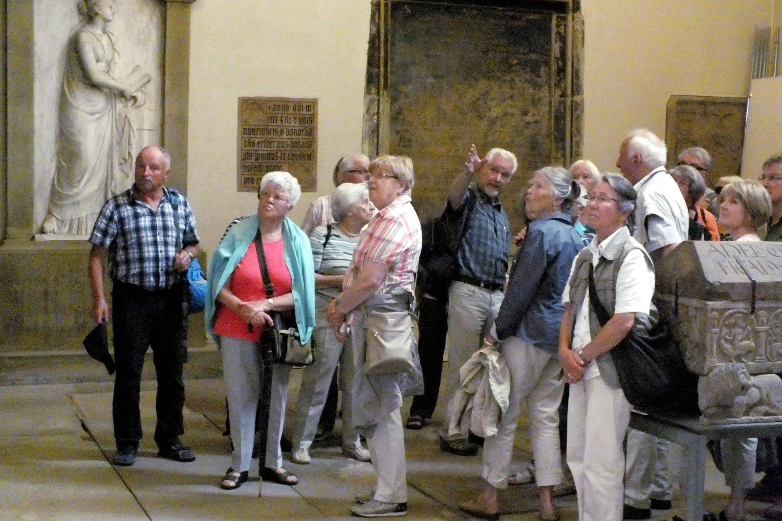 Tourisme Eglise Saint-Thomas Strasbourg